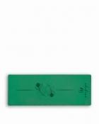 NUI YOGA Ma'at Design Kaydırmaz 5 mm Yeşil Yoga & Pilates Matı