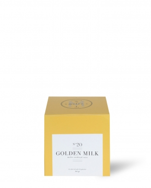 MELEZ TEA  Melez Golden Milk Tea - Poşetli Kutu