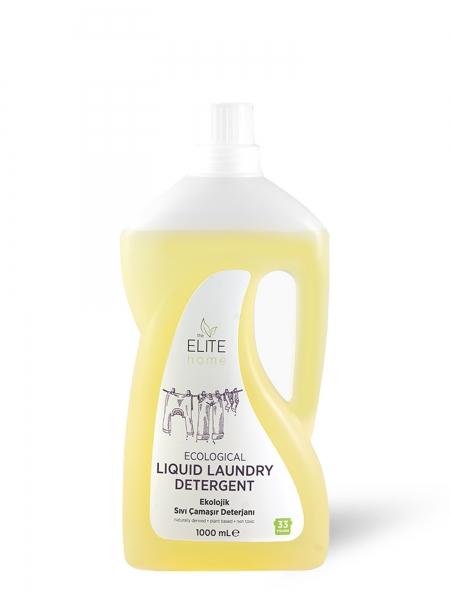 THE ELITE HOME  Ekolojik Sıvı Çamaşır Deterjanı 1000 ml