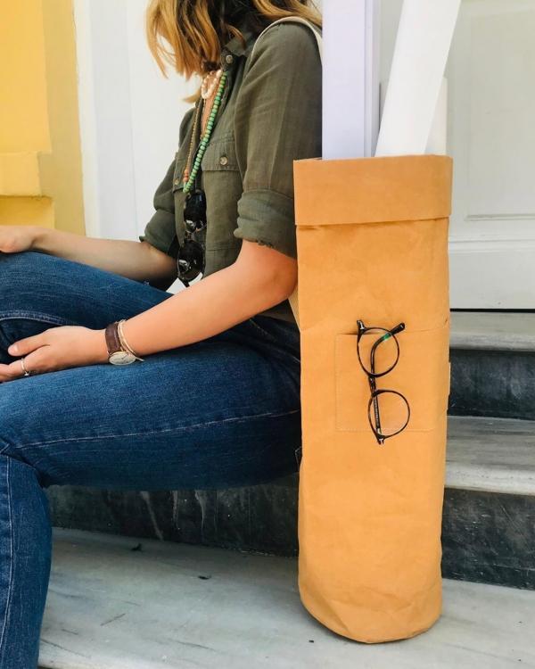EPIDOTTE Yoga Bag - Kraft