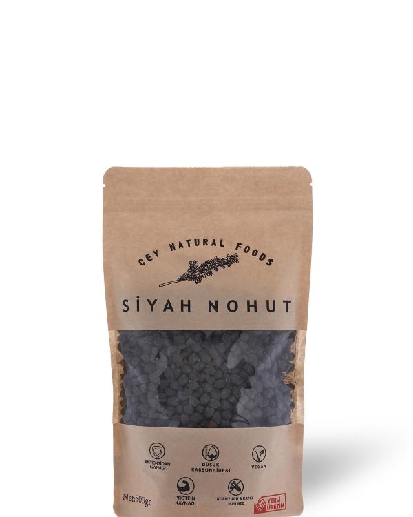 CEY NATURAL FOODS Siyah Nohut 500 Gram