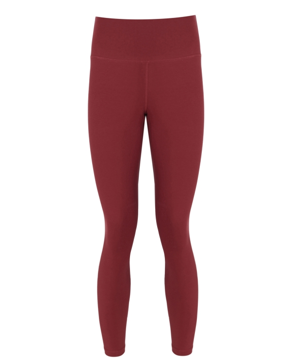 LANDO STUDIO Grace Legging - Kiremit
