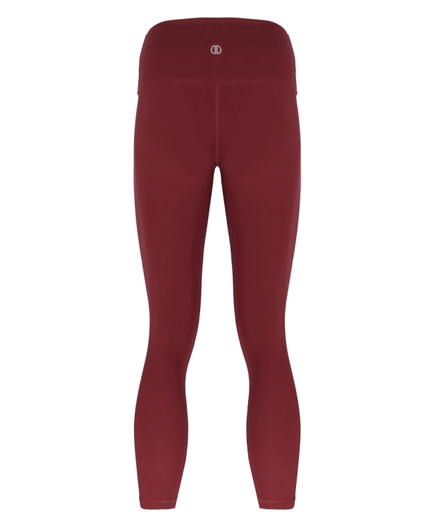 LANDO STUDIO High Rise Legging - Kiremit
