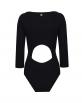 LANDO STUDIO Long Sleeve Bodysuit