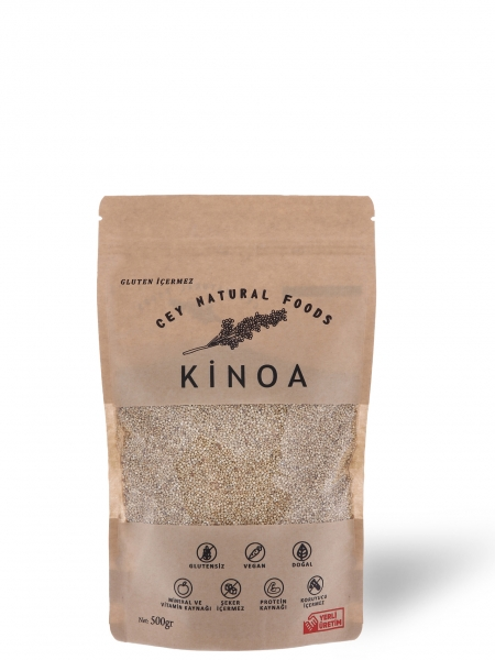 CEY NATURAL FOODS  Kinoa 500 Gram
