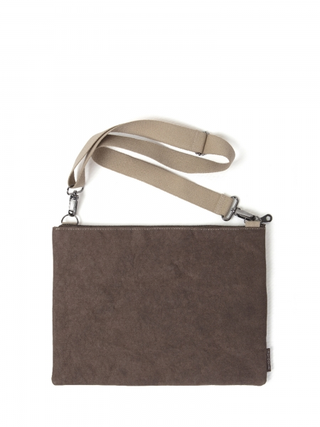 EPIDOTTE  Laptop Case - Brown