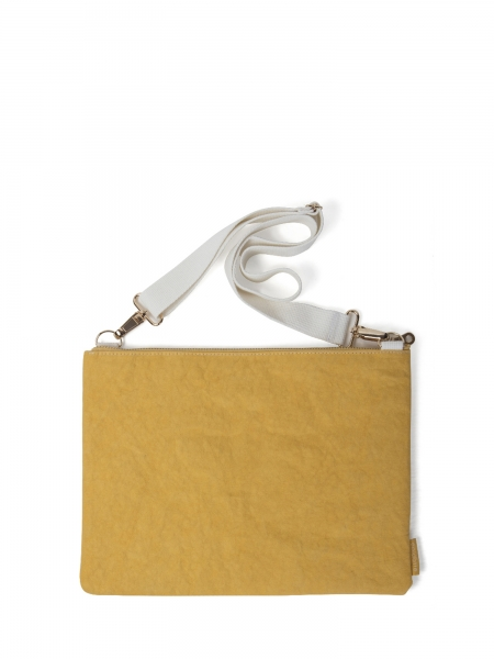 EPIDOTTE  Laptop Case - Mustard
