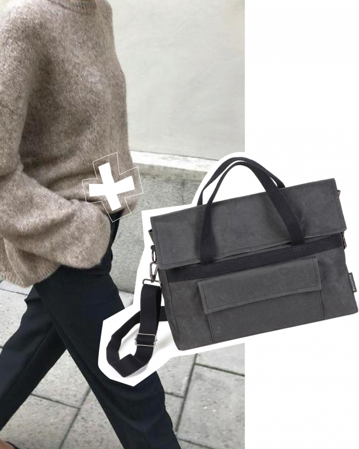 EPIDOTTE Carry Bag - Black