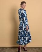 A HIDDEN BEE Lily Dress - Çiçek Baskılı