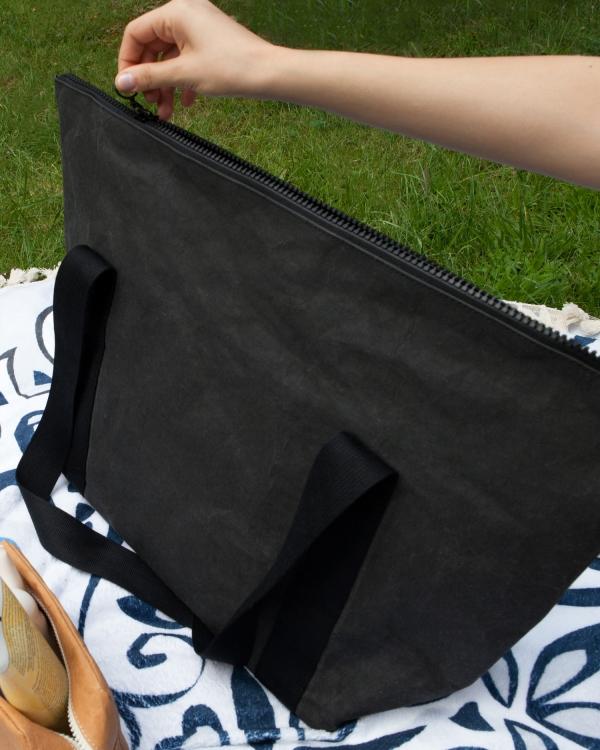 EPIDOTTE Baggy Bag - Black
