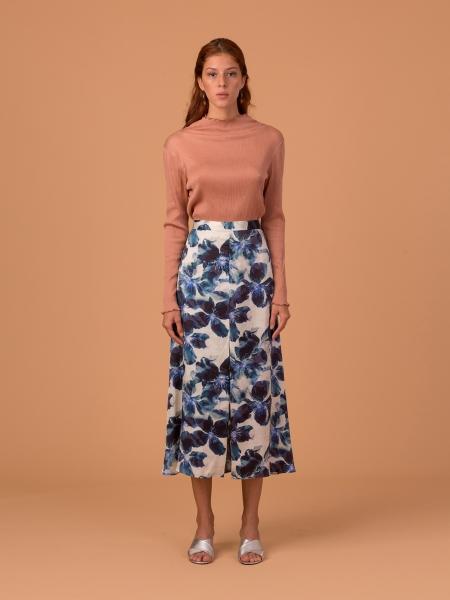 A HIDDEN BEE  Lily Skirt