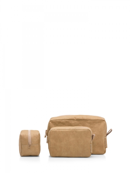 EPIDOTTE  Beauty Case - Beige