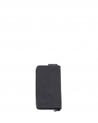 EPIDOTTE Zipped Wallet - Black