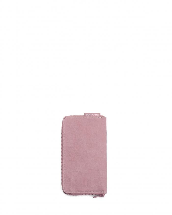 EPIDOTTE Zipped Wallet - Amberrose
