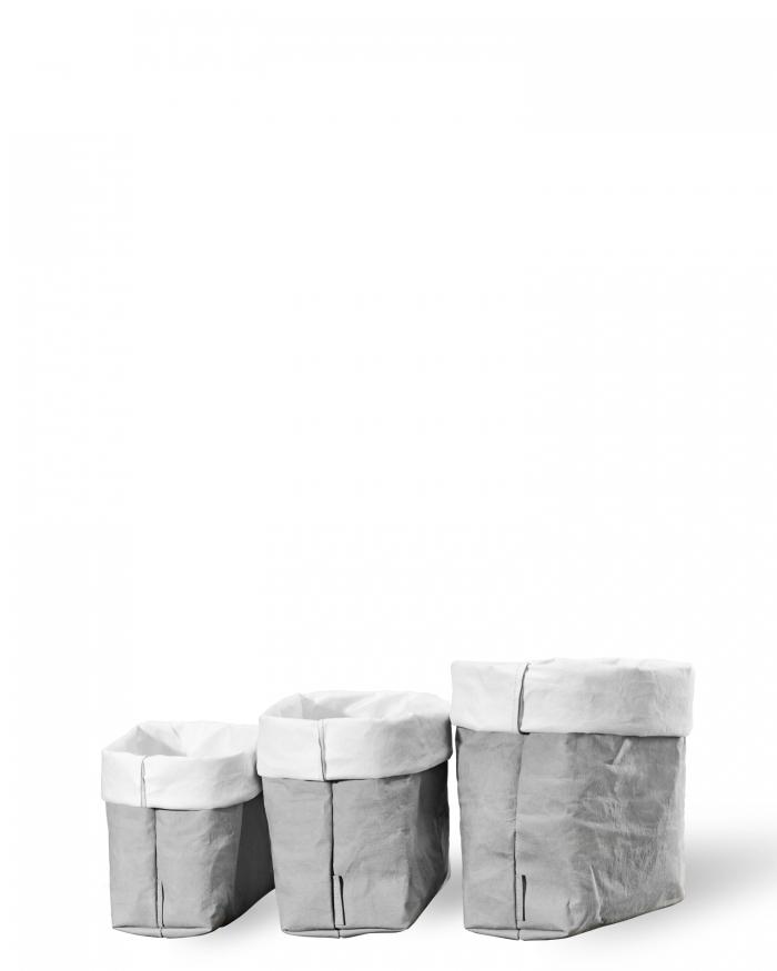 EPIDOTTE Double Sack M - Stone&White