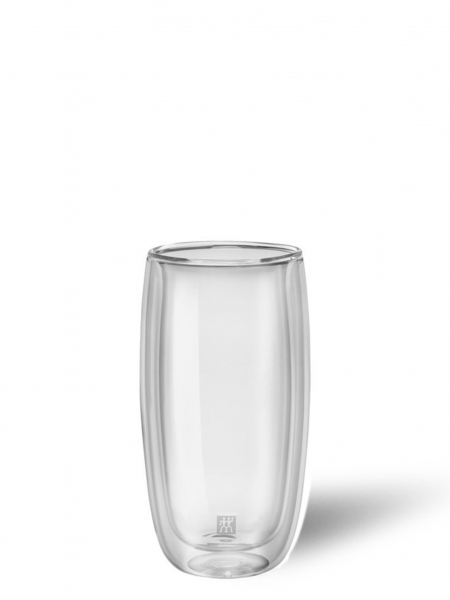 ZWILLING  Çift Camlı 2'li Soğuk İçecek Bardağı Seti