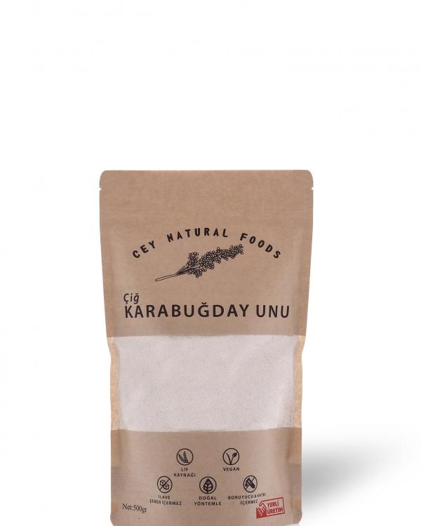 CEY NATURAL FOODS Karabuğday Unu 500 Gram