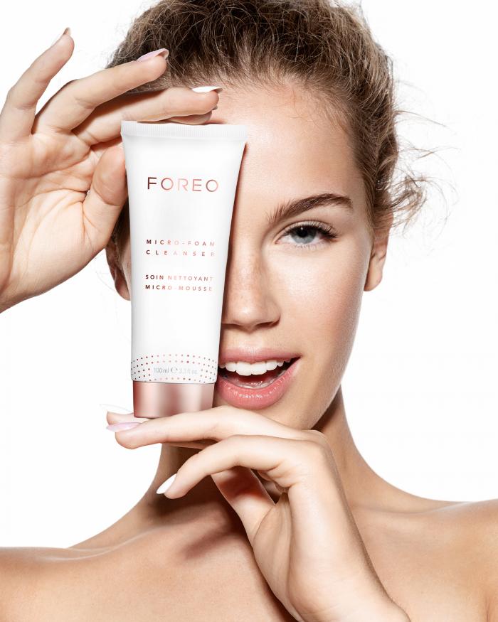 FOREO Micro-Foam Cleanser Yüz Temizleme Köpüğü - 100 ML