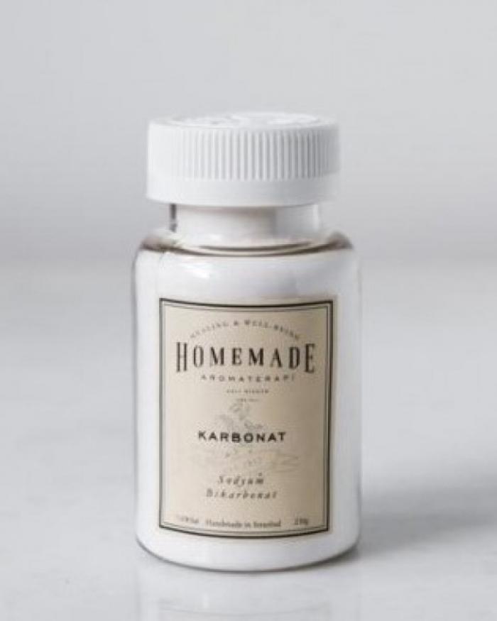 HOMEMADE AROMATERAPİ Karbonat