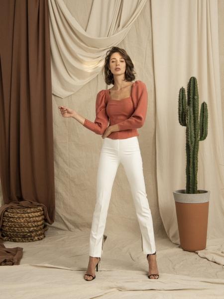HIP+HAPPEN  Maya Bluz - Orange