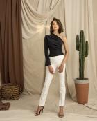 HIP+HAPPEN Isabella Bluz - Siyah