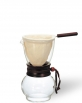 HARIO Hario Drip Pot Woodneck