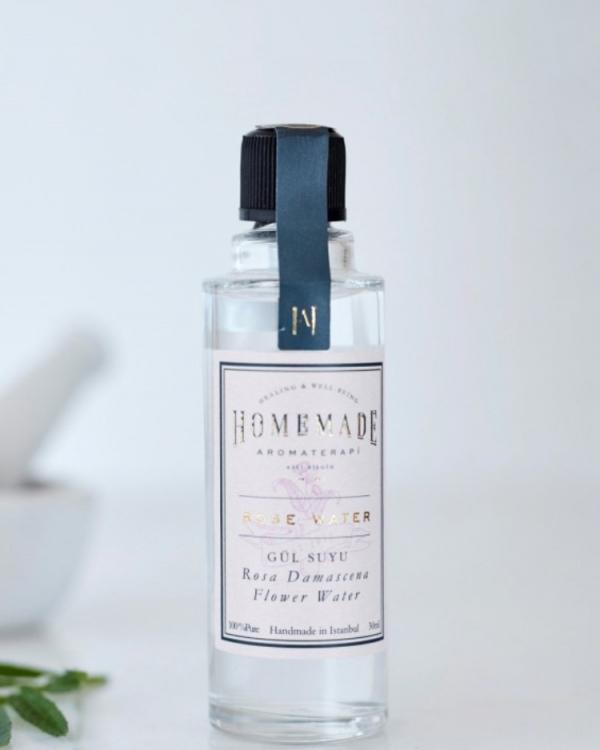 HOMEMADE AROMATERAPİ Gül Suyu - 30 ml