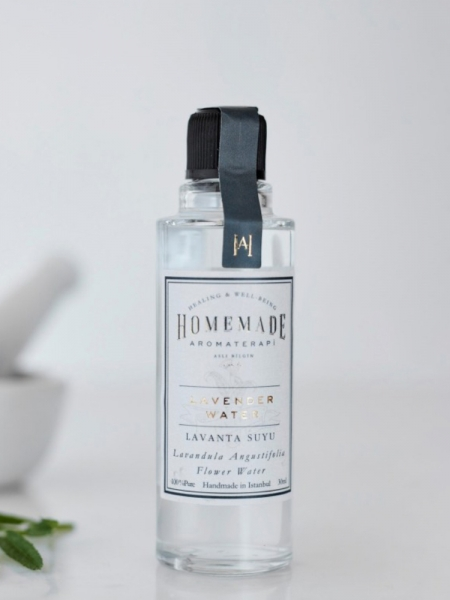 HOMEMADE AROMATERAPİ  Lavanta Suyu - 30 ml