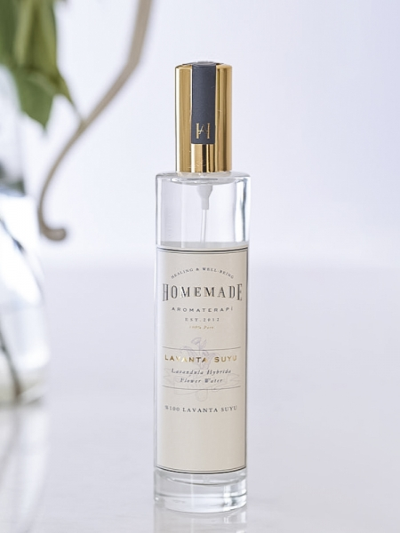 HOMEMADE AROMATERAPİ  Lavanta Suyu - 100 ml