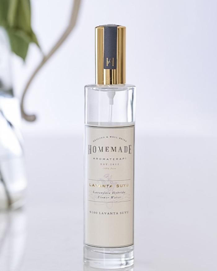 HOMEMADE AROMATERAPİ Lavanta Suyu - 100 ml