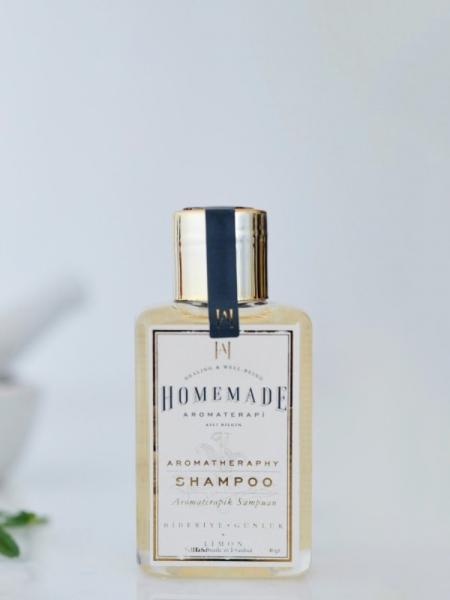 HOMEMADE AROMATERAPİ  Aromaterapik Şampuan - 40 ml