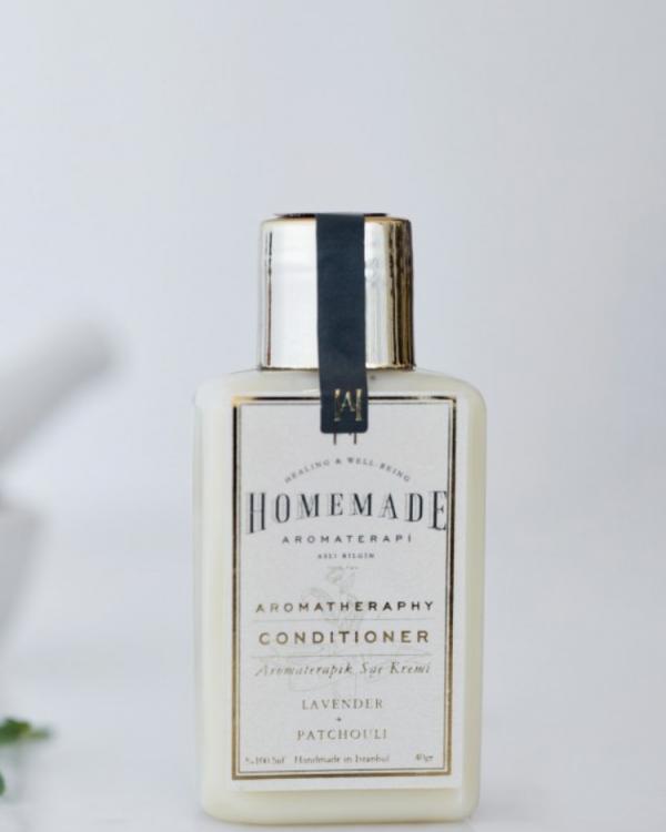 HOMEMADE AROMATERAPİ Aromaterapik Saç Kremi - 40 ml