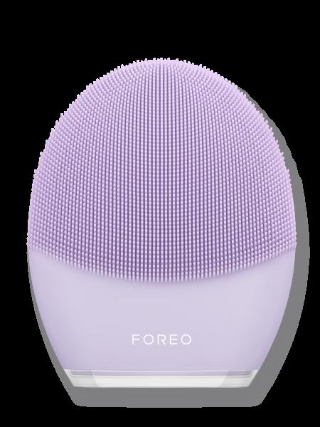 FOREO  LUNA 3 Hassas Ciltler için Yüz Temizleme ve Yaşlanma Karşıtı Masaj Cihazı - Purple