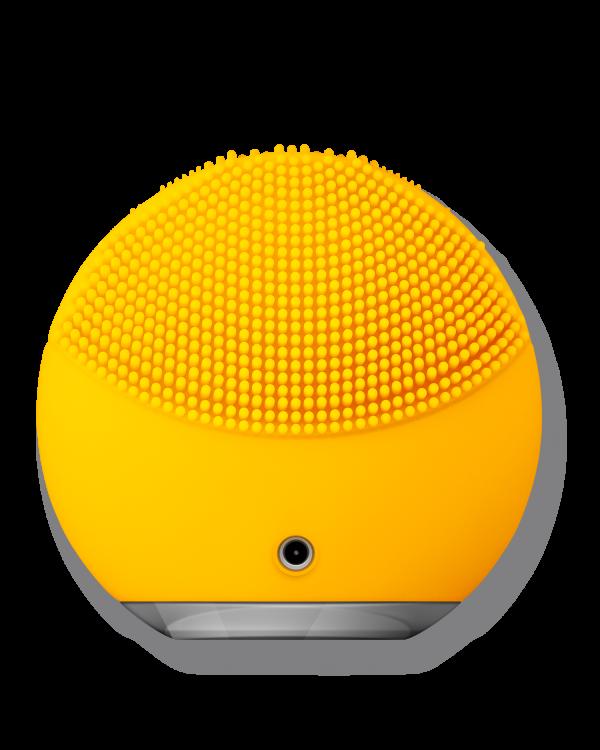 FOREO LUNA Mini 2 Yüz Masajı ve Temizleme Cihazı - Sunflower Yellow