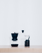 HARIO Hario Skerton Plus Seramik Kahve Değirmeni