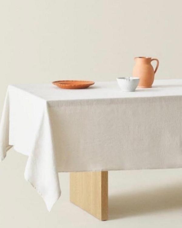 LIMPID HOME INTERIORS Keten Masa Örtüsü