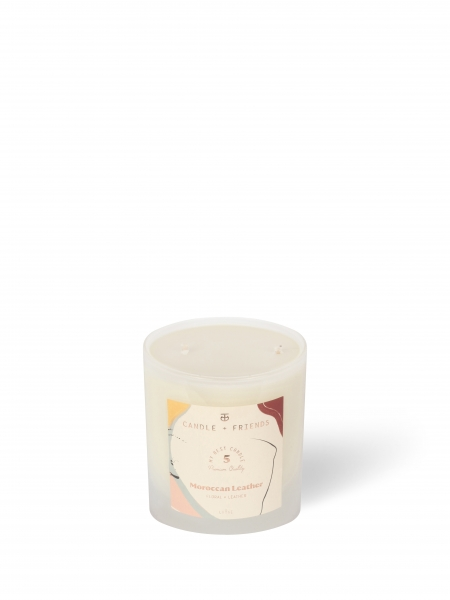 CANDLE+FRIENDS  No.5 Moroccan Leather Cam Mum - Medium