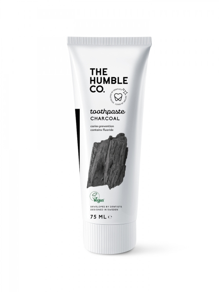 HUMBLE BRUSH  Humble Toothpaste Charcoal - 75 ML