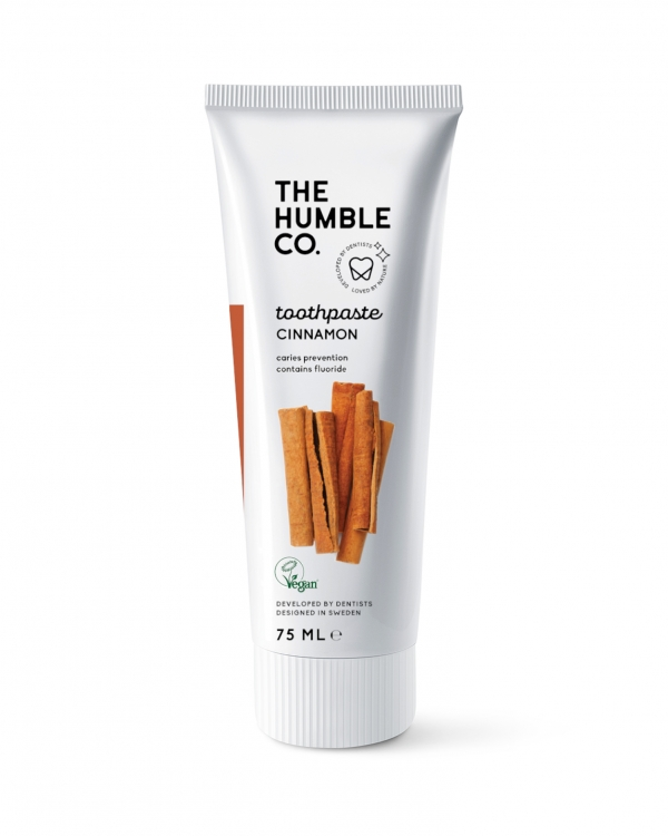 HUMBLE BRUSH Humble Toothpaste Cinnamon - 75 ML