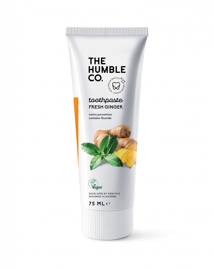 HUMBLE BRUSH Humble Toothpaste Ginger - 75 ML