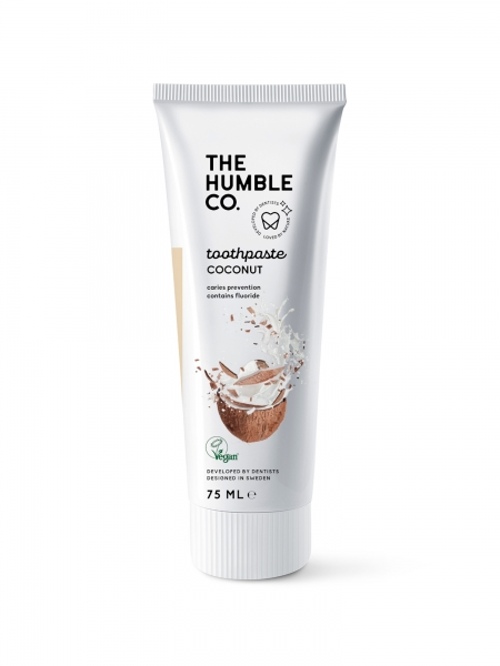 HUMBLE BRUSH  Humble Toothpaste Coconut - 75 ML