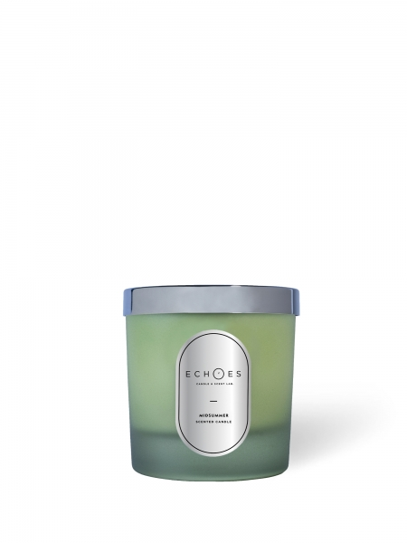 ECHOES CANDLE & SCENT LAB.	   Yaz Esintisi Çift Fitilli Mum