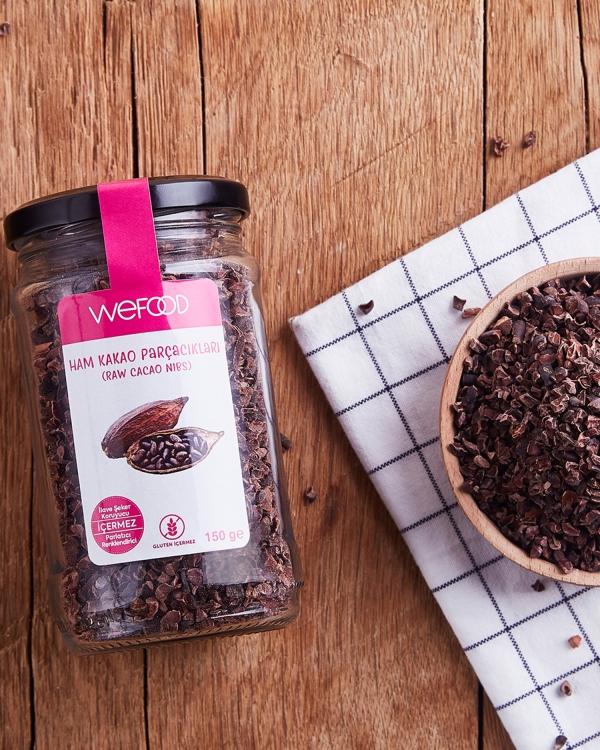 WEFOOD Wefood Ham Kakao Parçacıkları 150 GR