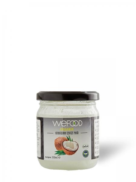 WEFOOD  Wefood Organik Hindistan Cevizi Yağı 150 GR