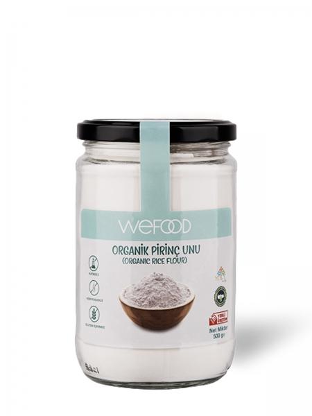 WEFOOD  Wefood Organik Pirinç Unu 500 GR