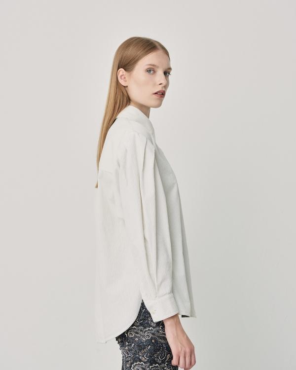 HIP+HAPPEN Pearl Gömlek