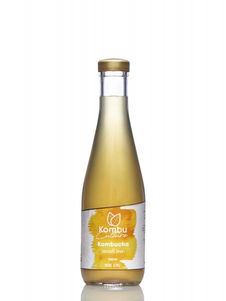 KOMBU CULTURE  Kombucha Zencefil Limon