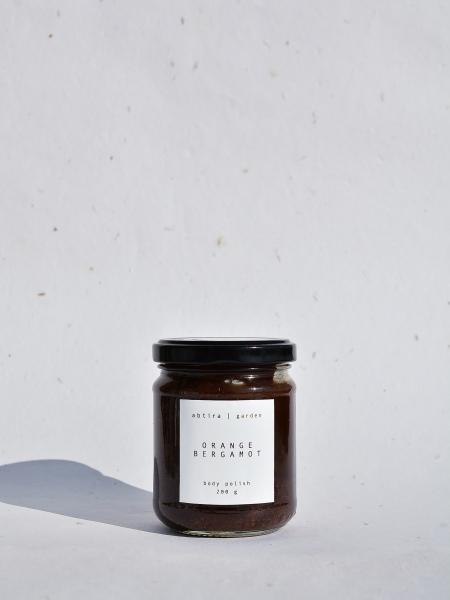 ABTIRA GARDEN  Orange Bergamot | vücut ovması