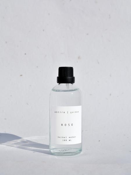 ABTIRA GARDEN  Rose | saf gül suyu