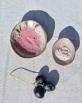 ABTIRA GARDEN Pink Mud | Damask gülü + pembe kil maskesi | zarif temizleme